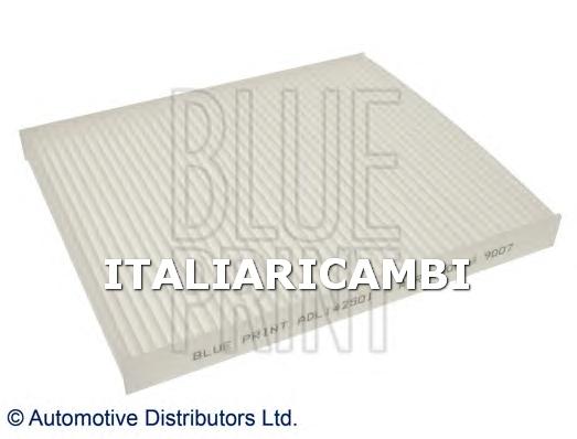1 FILTRO ARIA ABITACOLO BLUE PRINT FIAT, FORD