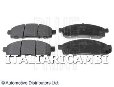 Premier Kit Pastiglie Freno Ferodo FVR4415 confezione 4 pezzi Freno A Disco -