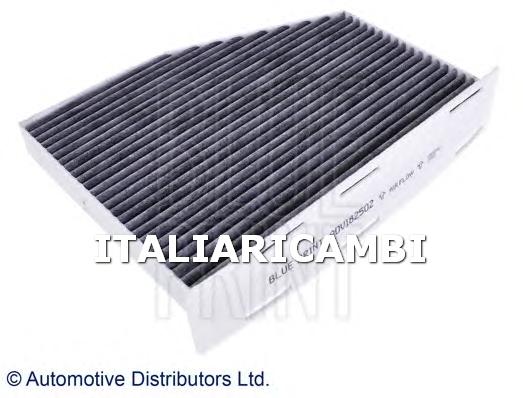 filtro aria abitacolo blue print adv182502 audi seat