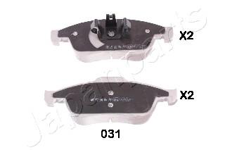 ICER pastiglie dei freni anteriore per Renault Megane dz0//1 COUPE 1.2 1.4 1.5 1.6 1.9 2.0