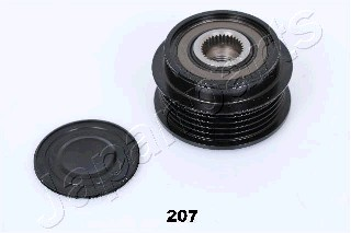 1 DISPOSITIVO RUOTA LIBERA ALTERNATORE JAPANPARTS TOYOTA