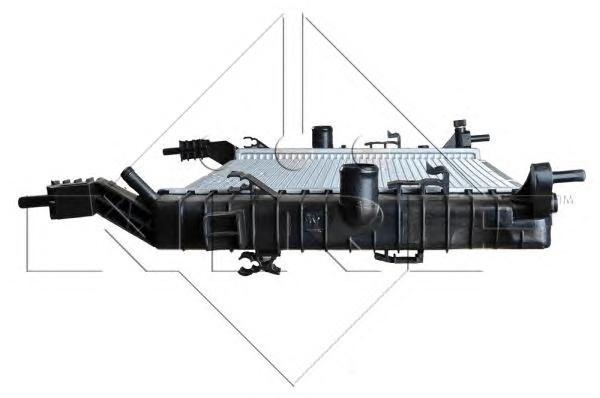1 RADIATORE MOTORE NRF OPEL