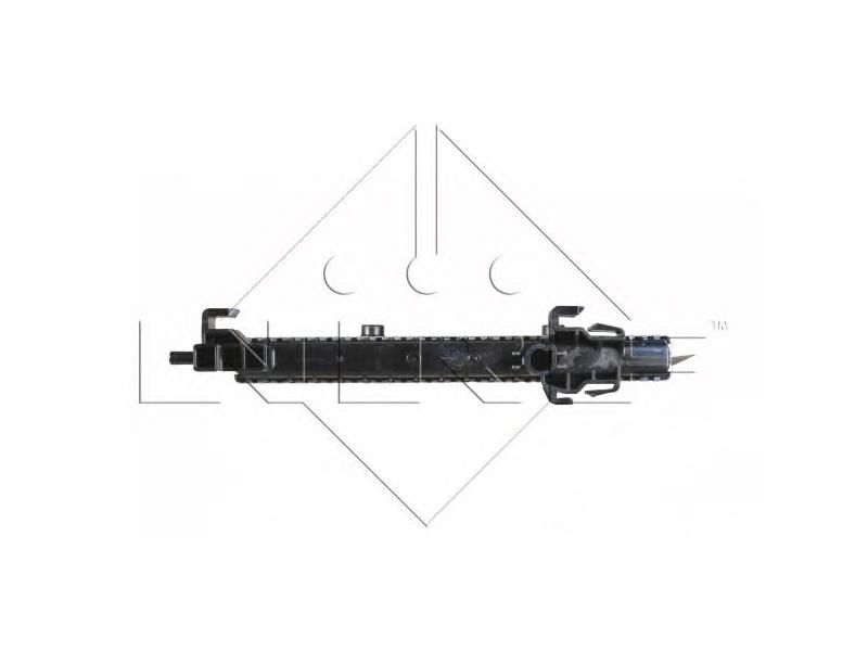 1-RADIATORE-MOTORE-NRF-58438