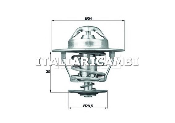 Termostato behr 611889 citroen peugeot talbot for Termostato solaris