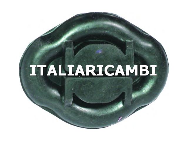 1 TAMPONE PARACOLPO SILENZIATORE  BIRTH FIAT, ALFA ROMEO, LANCIA