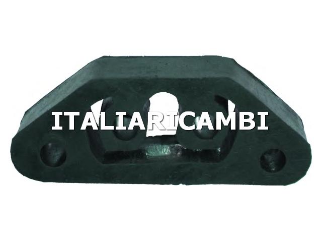 1 TAMPONE PARACOLPO SILENZIATORE  BIRTH FIAT, ALFA ROMEO, LANCIA, INNOCENTI