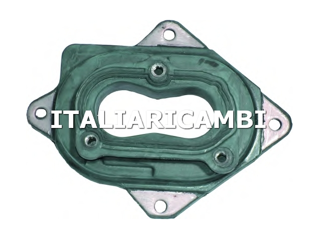1 FLANGIA CARBURATORE ANTERIORE BIRTH VW, AUDI