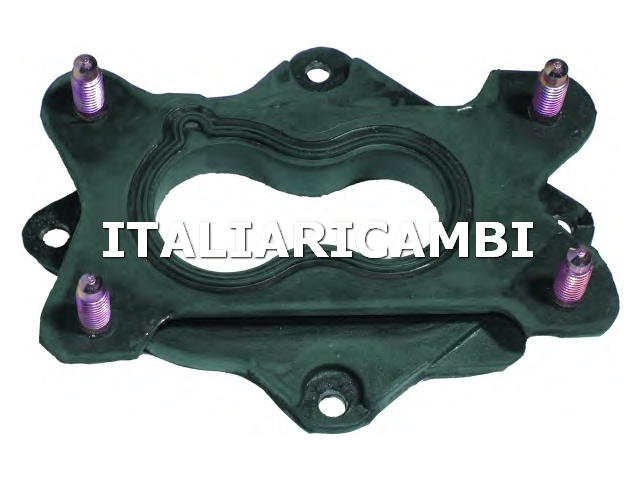1 FLANGIA CARBURATORE ANTERIORE BIRTH AUDI