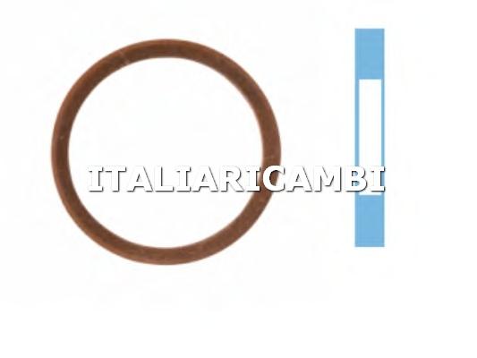1 RONDELLA TAPPO SCARICO OLIO CORTECO ALFA ROMEO, CHRYSLER, CITROEN, FORD, OPEL, PEUGEOT, RENAULT