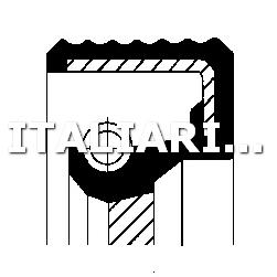 1 PARAOLIO CAMBIO AUTOMATICO DX CORTECO AUDI, BMW, LAND ROVER, ROLLS-ROYCE, VW