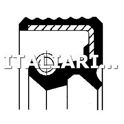 1 PARAOLIO PRESA FORZA SECONDARIA CORTECO RENAULT TRUCKS