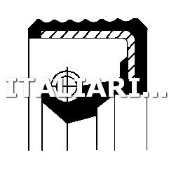 1 PARAOLIO CAMBIO MANUALE CORTECO OPEL, VAUXHALL
