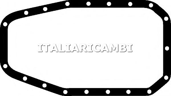 1 GUARNIZIONE COPPA OLIO CORTECO ALFA ROMEO, FIAT, IVECO, LANCIA, PEUGEOT, RENAULT, VOLVO, VW