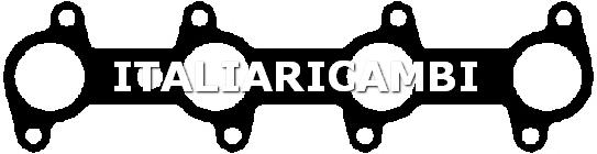 1 GUARNIZIONE COLLETTORE GAS SCARICO CORTECO ALFA ROMEO, FIAT, LANCIA, OPEL