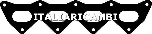 1 GUARNIZIONE COLLETTORE GAS SCARICO CORTECO ALFA ROMEO, FIAT, LANCIA