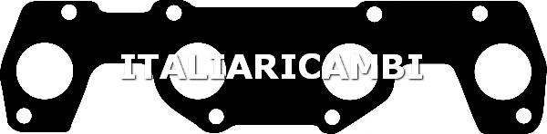 1 GUARNIZIONE COLLETTORE GAS SCARICO CORTECO CITROEN, PEUGEOT