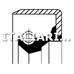 1 PARAOLIO CAMBIO MANUALE CORTECO FIAT, IVECO