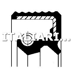 1 PARAOLIO CAMBIO MANUALE CORTECO FIAT