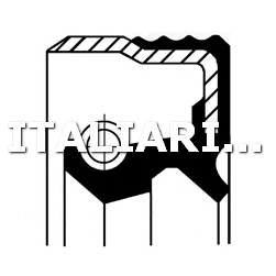 1 PARAOLIO POMPA INIEZIONE CORTECO RENAULT TRUCKS