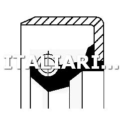 Corteco 19012413B Paraolio Cambio Manuale