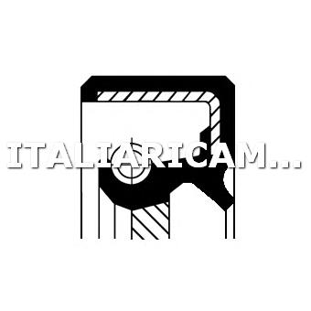 1 PARAOLIO RIPARTITORE DI COPPIA ANTERIORE CORTECO TOYOTA