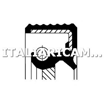 1 PARAOLIO CAMBIO AUTOMATICO CORTECO BMW