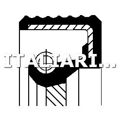1 PARAOLIO POMPA INIEZIONE CORTECO MERCEDES-BENZ