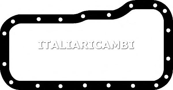 1 GUARNIZIONE COPPA OLIO CORTECO FIAT, LANCIA