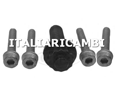 1 KIT BULLONI PER PULEGGIA ALBERO MOTORE CORTECO AUDI, FORD, SEAT, VW