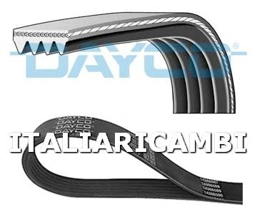 1 CINGHIA POLY-V  DAYCO FIAT, LANCIA