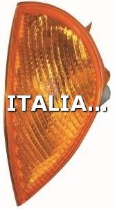 1 INDICATORE DIREZIONE  ANTERIORE SX DEPO IVECO, FORD, FIAT, ALFA ROMEO, ROVER, RENAULT