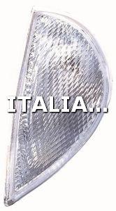 1 INDICATORE DIREZIONE  ANTERIORE SX DEPO IVECO, FORD, FIAT, ALFA ROMEO, ROVER, RENAULT, MAZDA