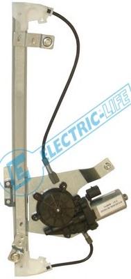 1 ALZACRISTALLO  ANTERIORE DX ELECTRIC LIFE FIAT