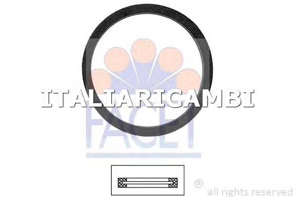 1 GUARNIZIONE TERMOSTATO  FACET FIAT, ALFA ROMEO, SAAB, OPEL, CHEVROLET