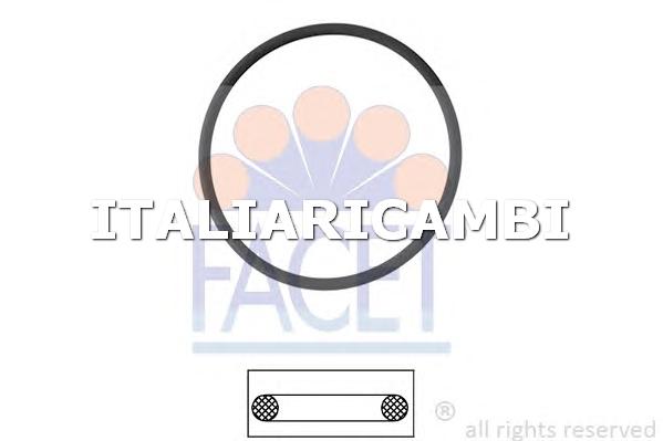 1 GUARNIZIONE TERMOSTATO  FACET FIAT, ALFA ROMEO, OPEL, DAEWOO, HOLDEN