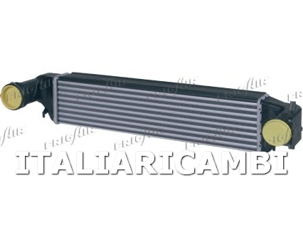 1 INTERCOOLER FRIGAIR BMW