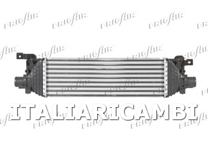 1 INTERCOOLER FRIGAIR FORD, MAZDA