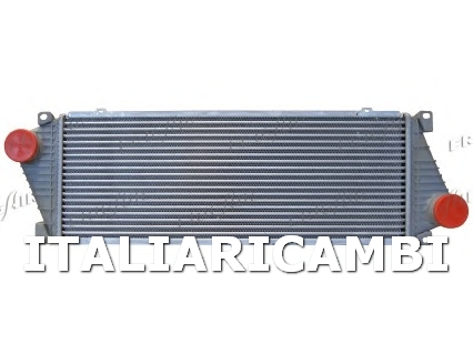 1 INTERCOOLER FRIGAIR MERCEDES-BENZ, VW