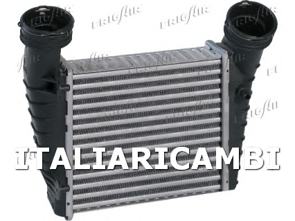 1 INTERCOOLER FRIGAIR SKODA, VW