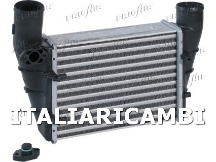 1 INTERCOOLER FRIGAIR AUDI, VW