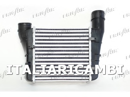 1 INTERCOOLER FRIGAIR AUDI