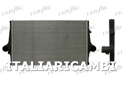 1 INTERCOOLER FRIGAIR VOLVO
