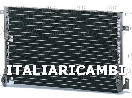 1 CONDENSATORE CLIMATIZZATORE FRIGAIR ALFA ROMEO, LANCIA