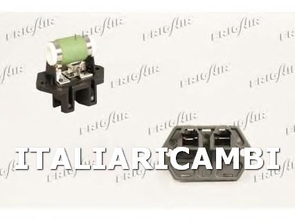 1 RESISTENZA VENTOLA RADIATORE FRIGAIR ALFA ROMEO, FIAT