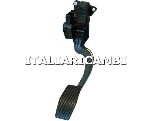 1 PEDALE ACCELERATORE HOFFER ALFA ROMEO, FIAT, ALFA ROMEO, FIAT