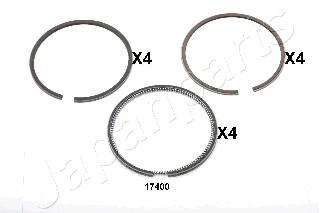 Foto Kit Fasce elastiche JAPANPARTS RC17400