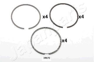 Foto Kit Fasce elastiche JAPANPARTS RW30670