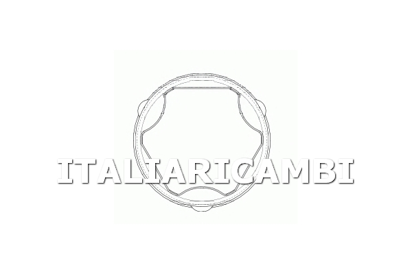 1 GIUNTO OMOCINETICO  ANTERIORE DX LOBRO FIAT