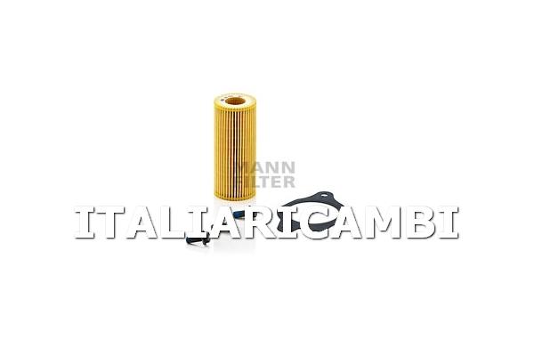1 FILTRO IDRAULICO CAMBIO AUTOMATICO  MANN-FILTER VOLVO, RENAULT TRUCKS