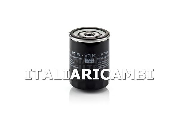 11 Cat 0451103352 BOSCH Filtro olio ALFA ROMEO 75 162.B2B, 162.B2C 1.6 162B